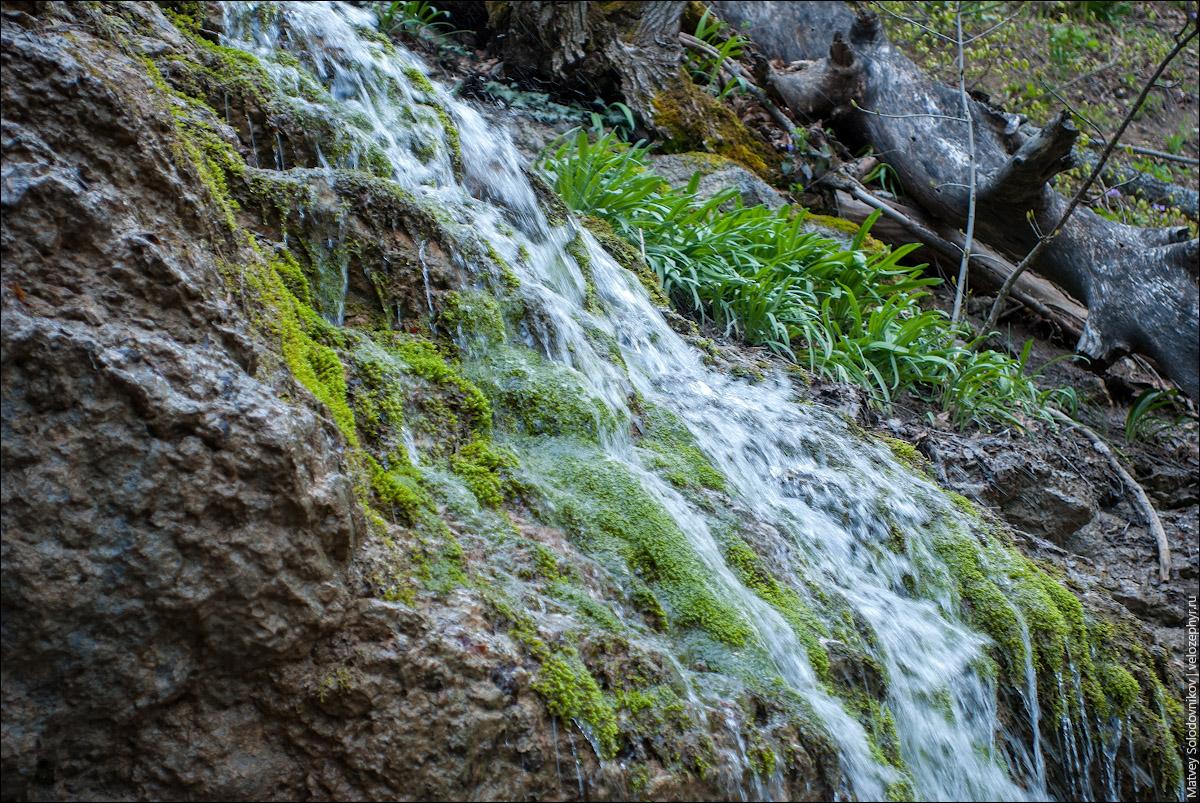 Еще водопад