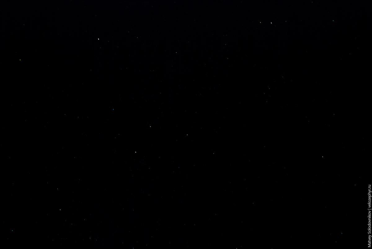 Небо над Кыз-Керменом