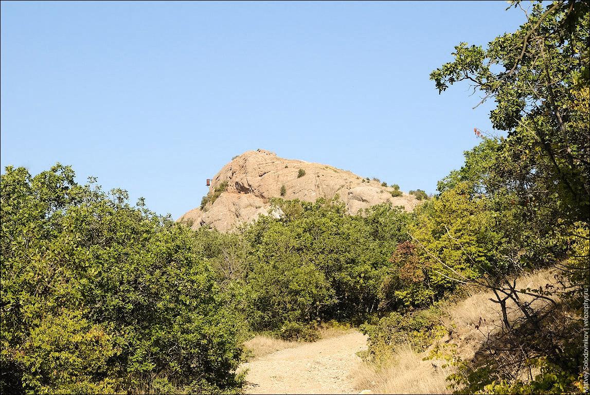 Гора Аскети и бочка смерти