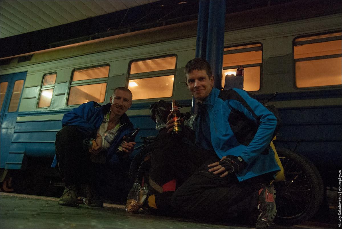 На Симферопольском вокзале