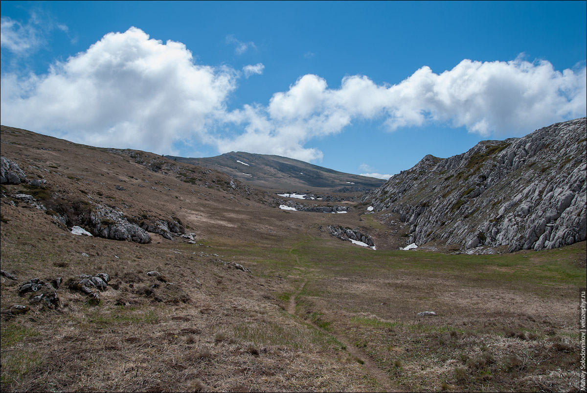 Вид на Эклизи-Бурун