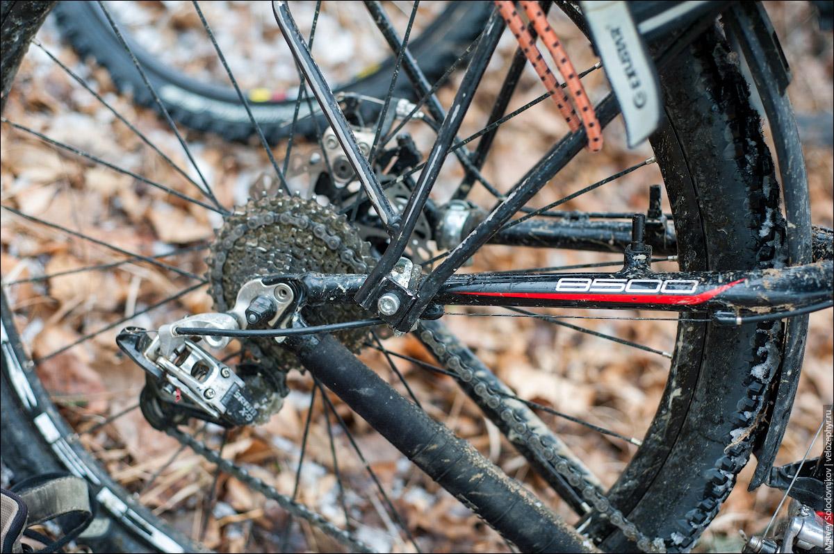 Элементы велосипеда