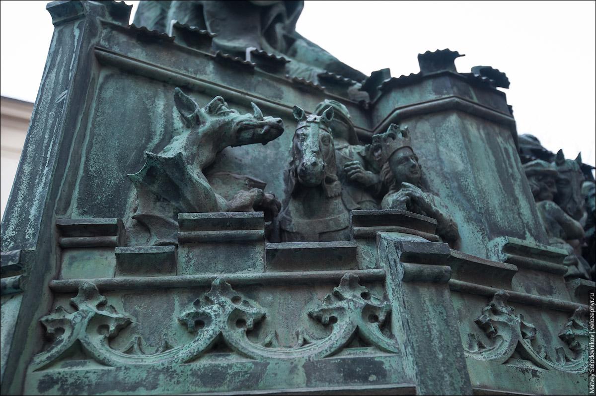 Люди, драконы и лошади