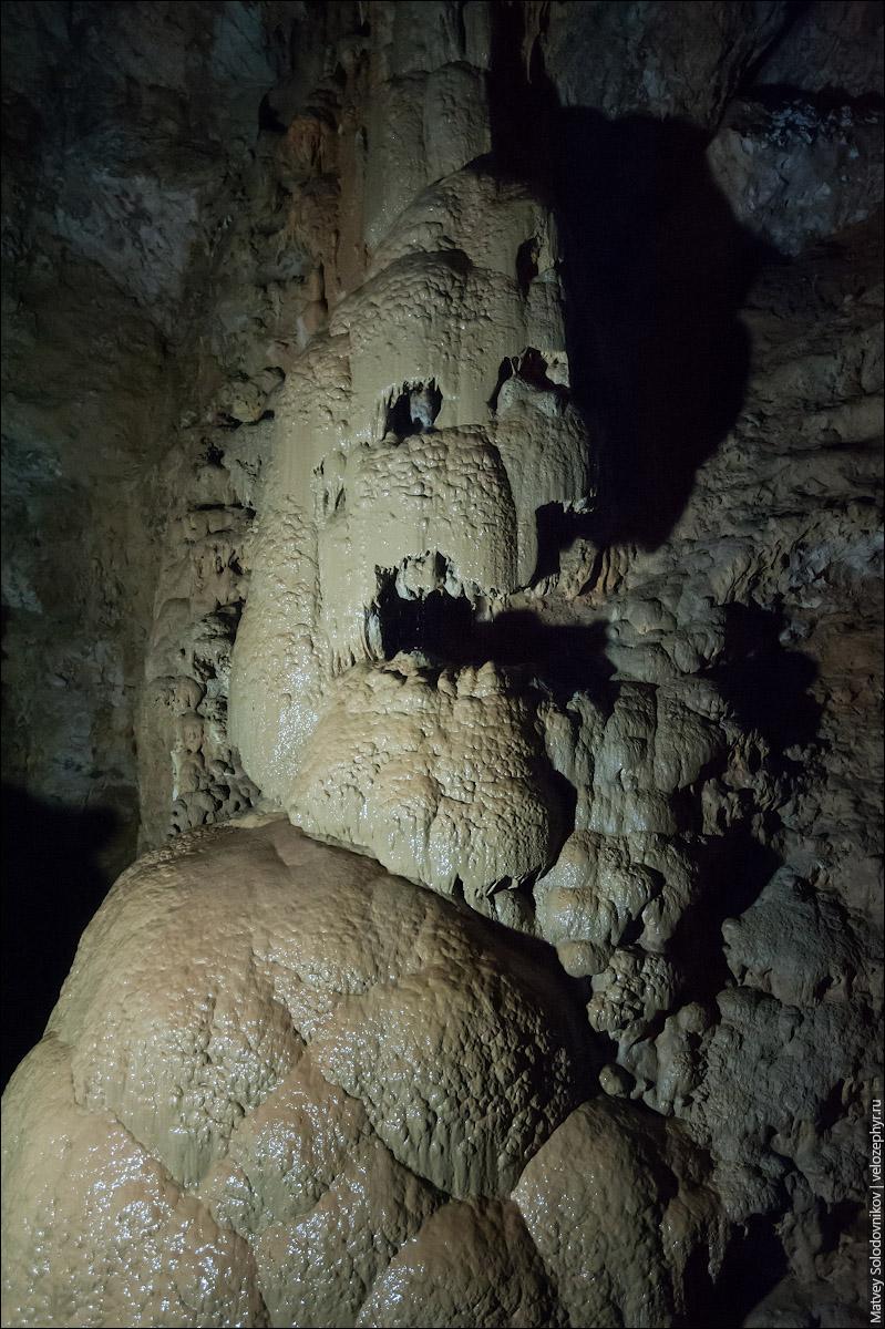 Морда хранителя пещеры