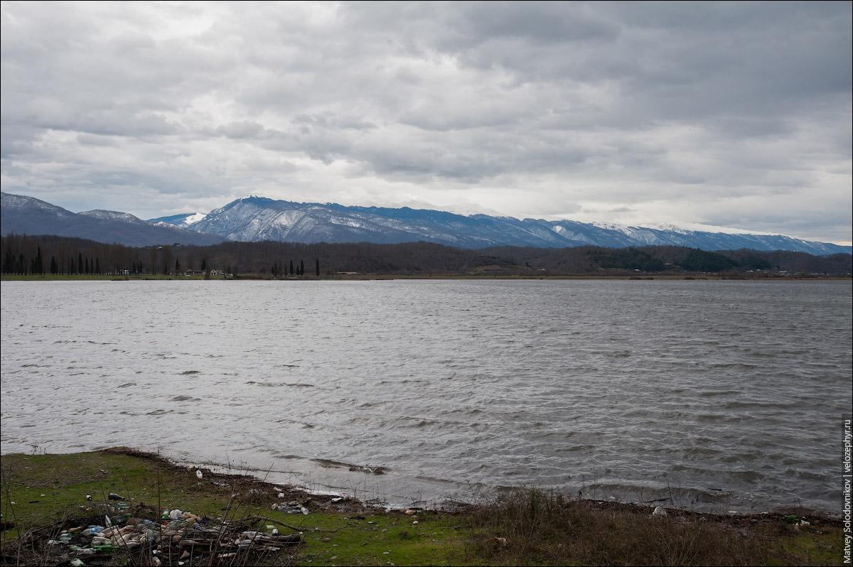 Реликтовое озеро Инкит