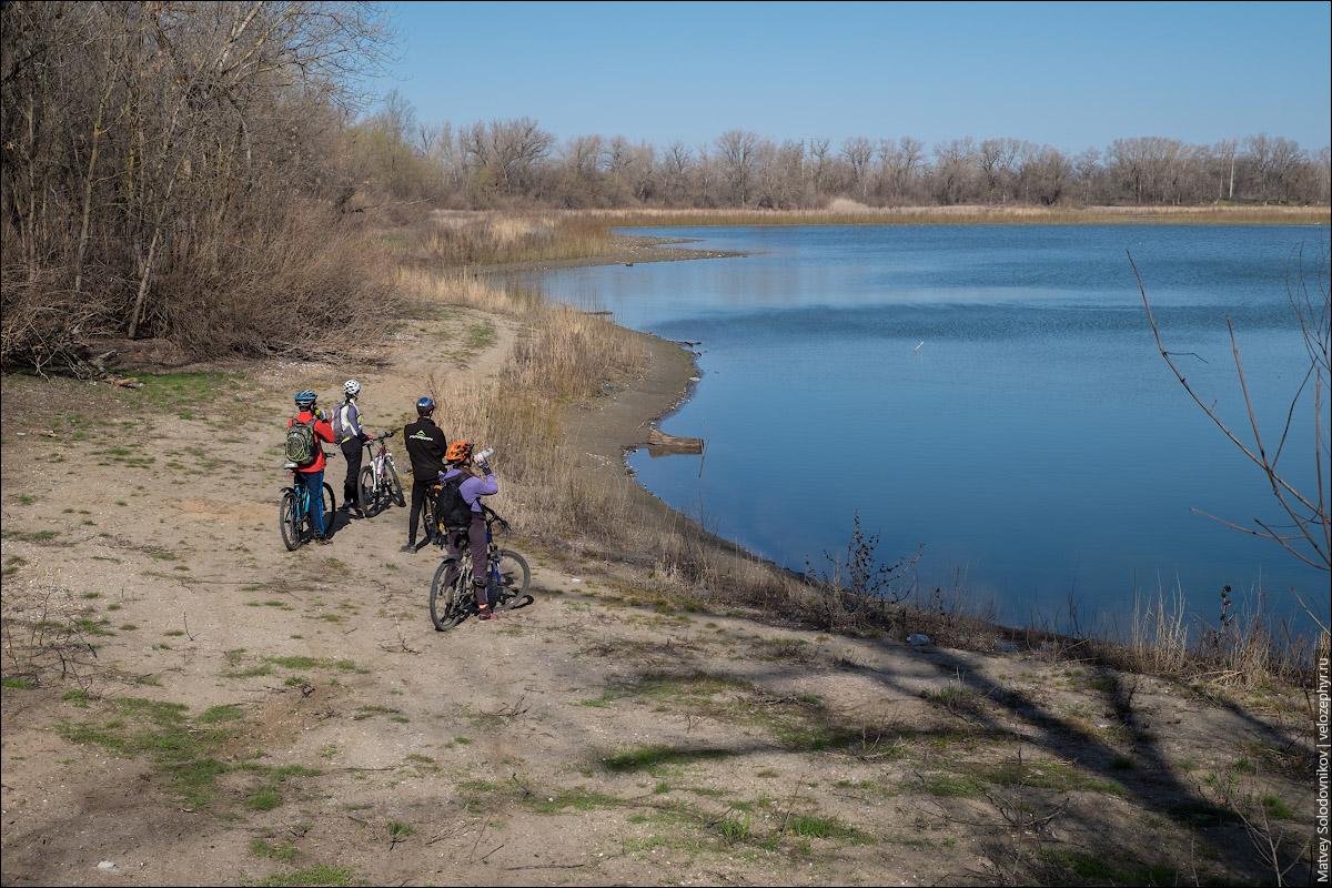 Озеро Большой Ильмень