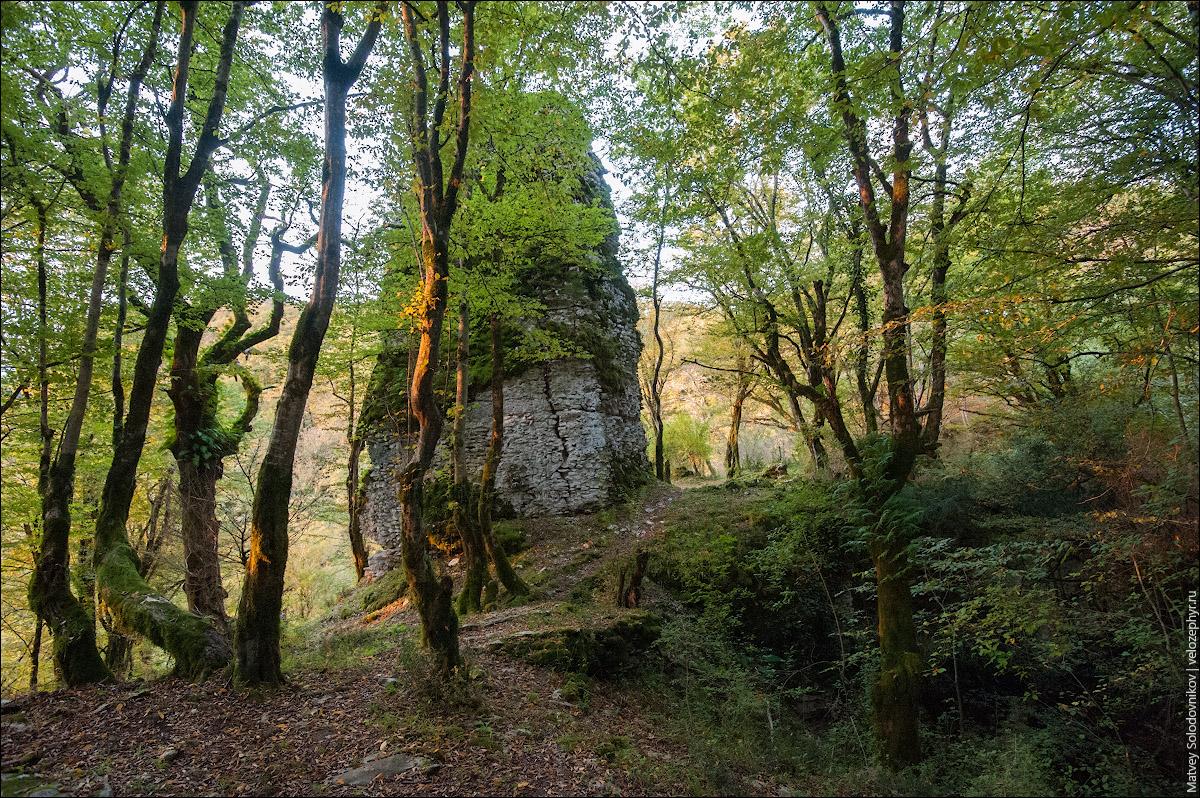 Крепость Уаз Абаа