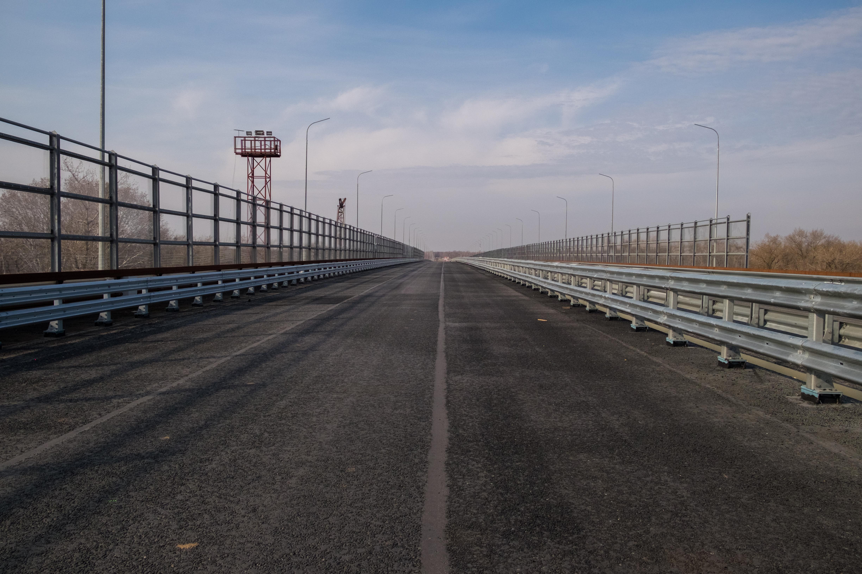 На новом мосту
