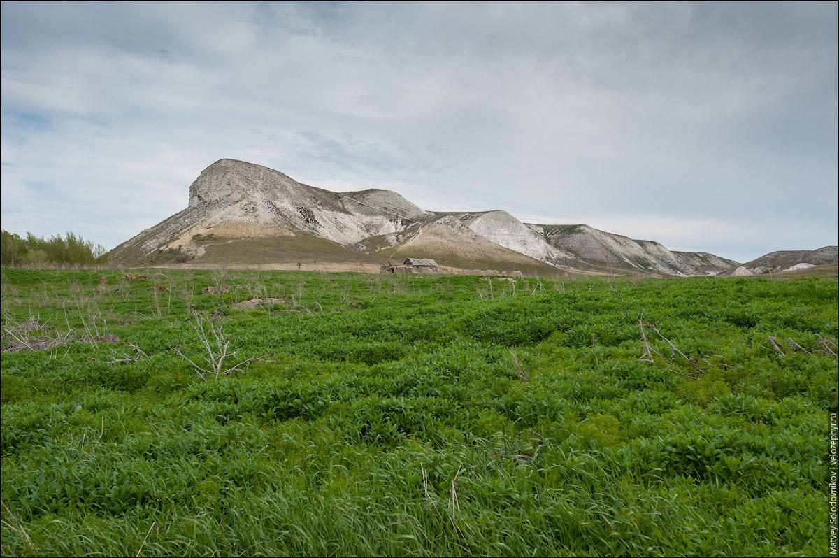 Гора Красная (Кобылья голова)