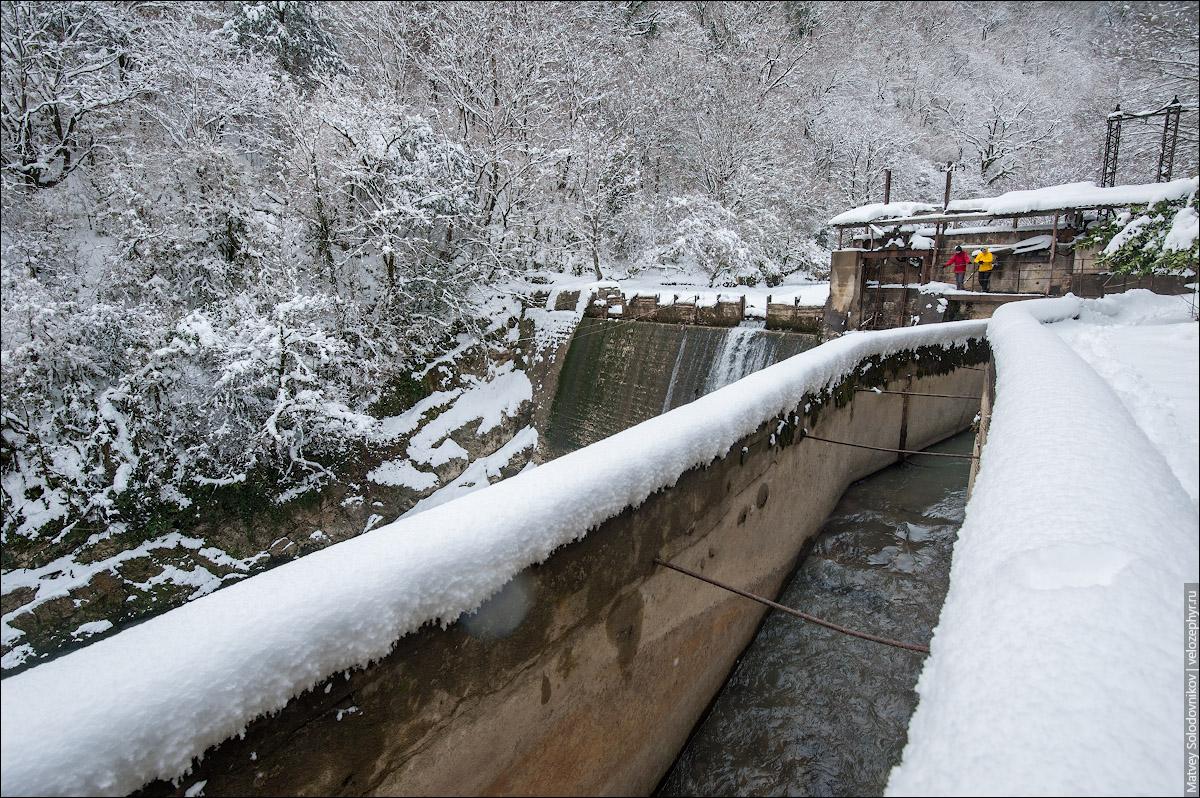 Беслетская ГЭС