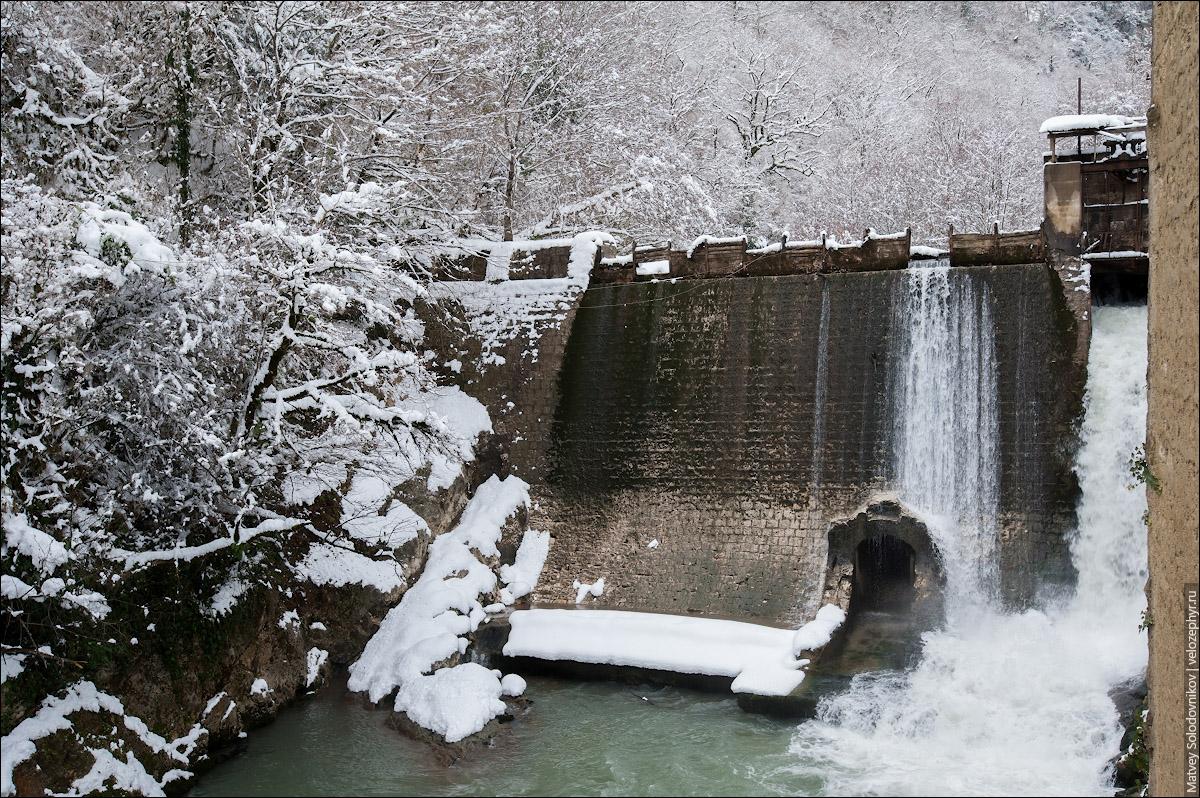 ГЭС во всей красе
