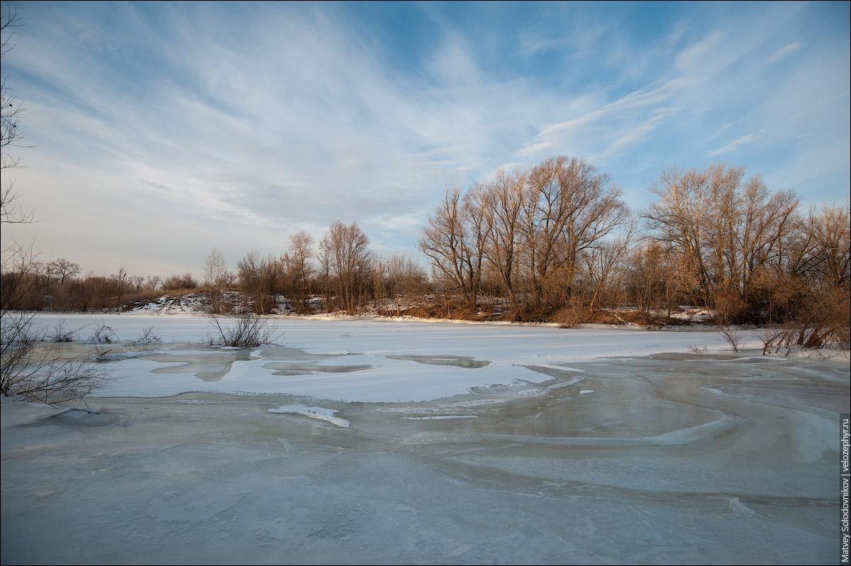 Опасные льды