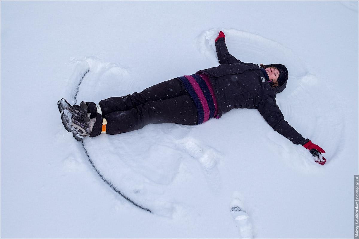 Снегоангел