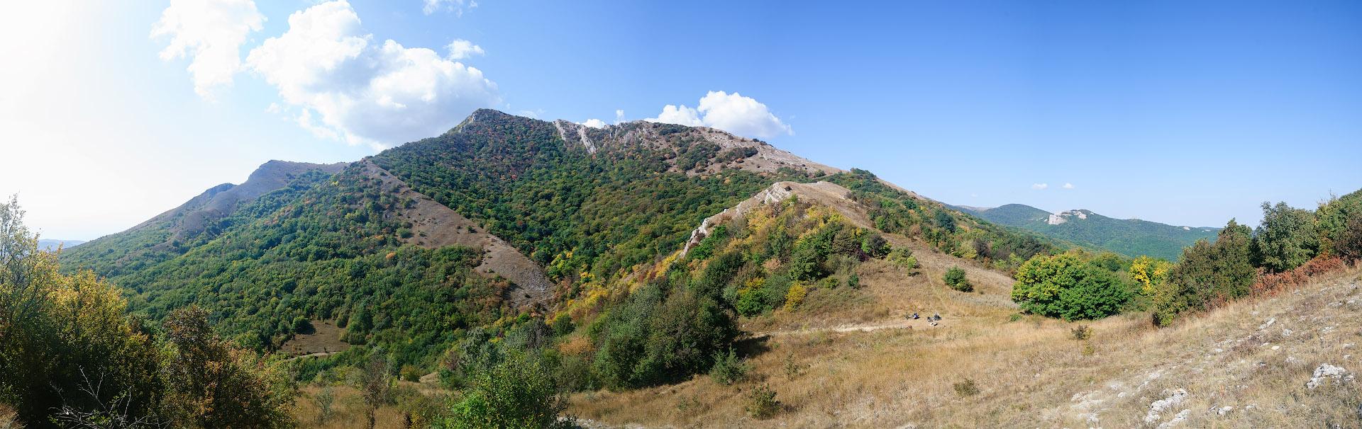 Перевал Алакат-Богаз (700 м)