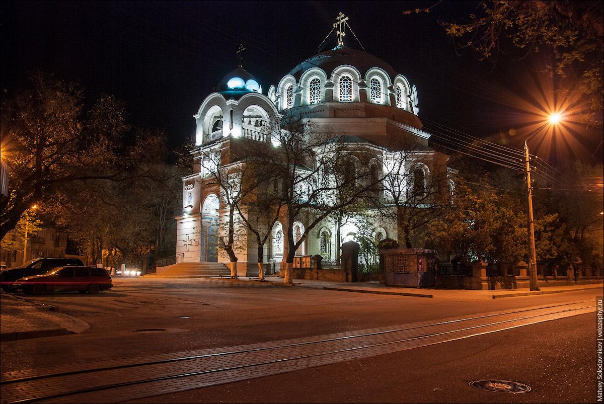 Свято-Никольский собор в Евпатории