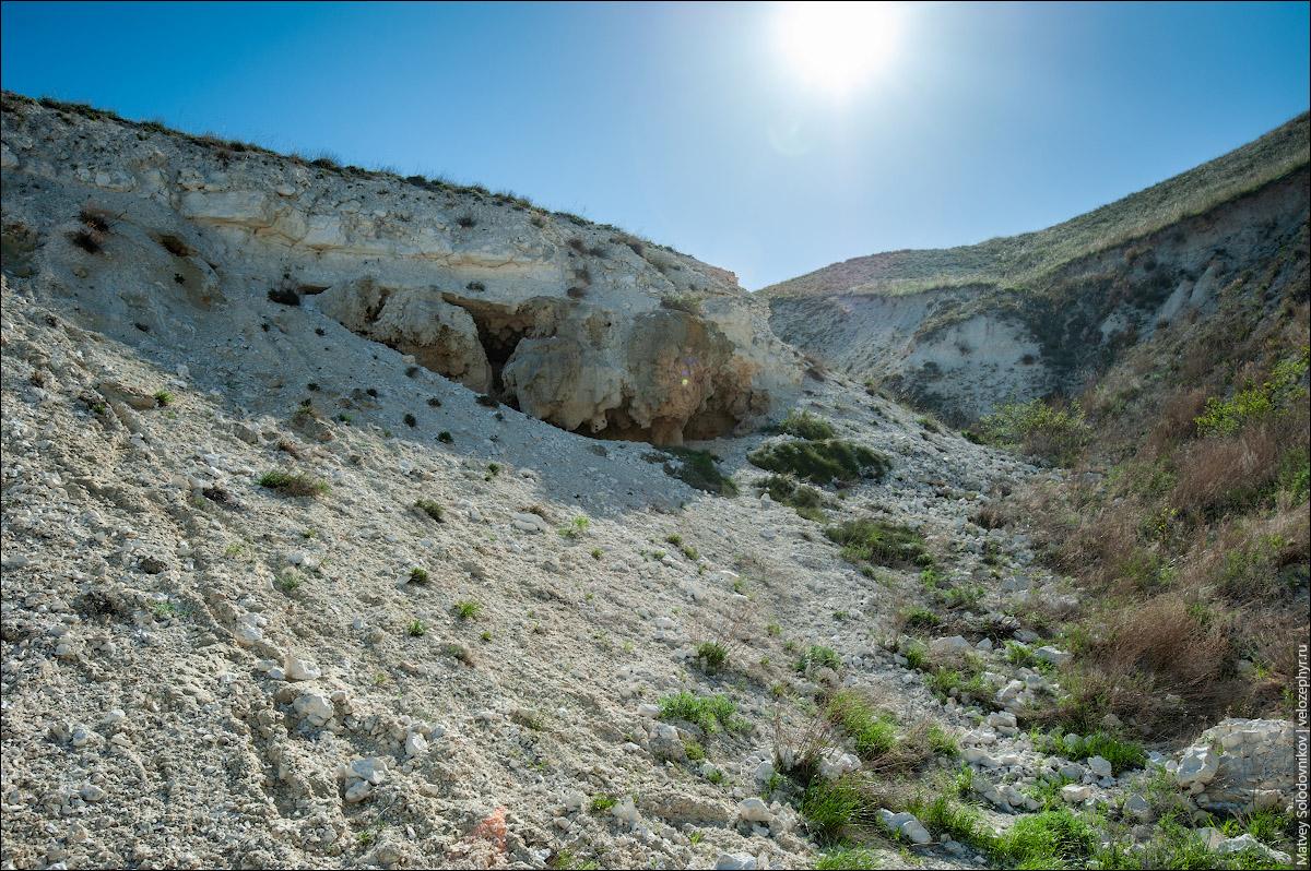 Пещера близко