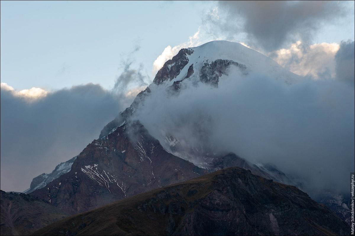 Казбек (5033 м)