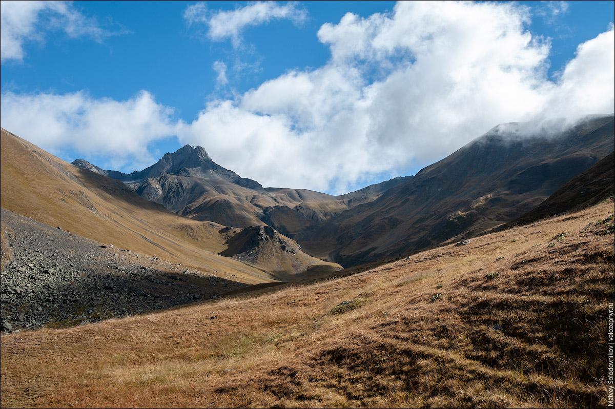 Дальние горы