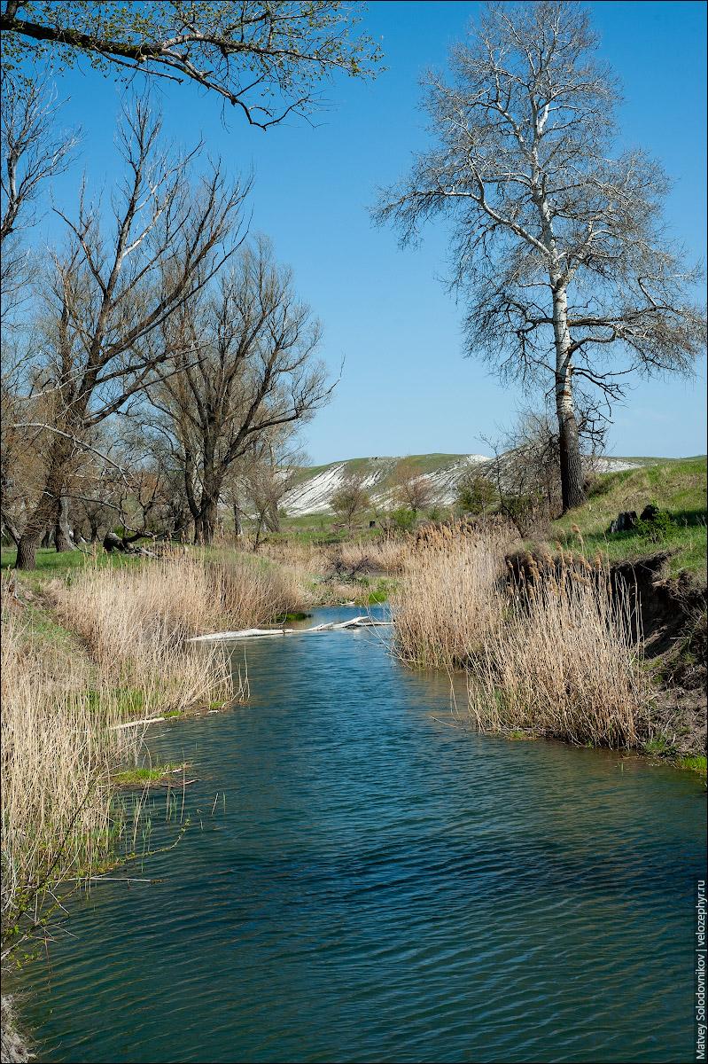 Река Большая Голубая